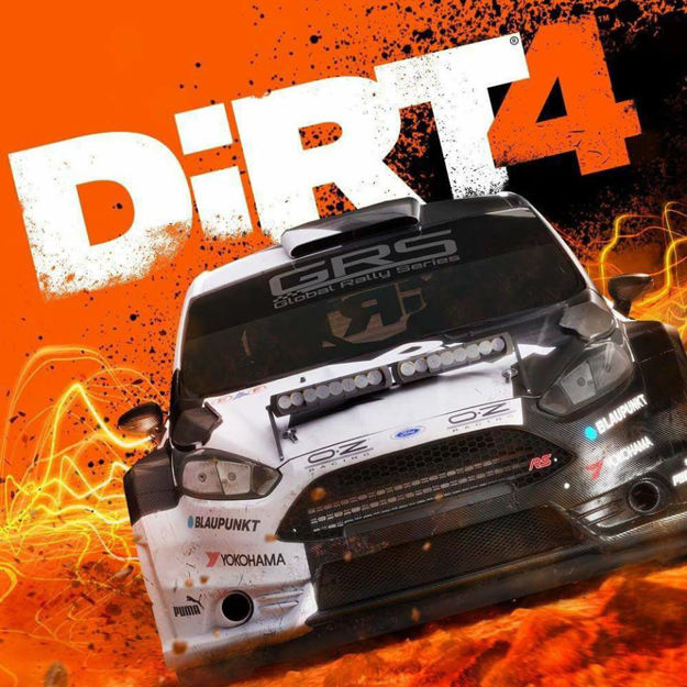 Picture of DiRT 4 Steam CD Key