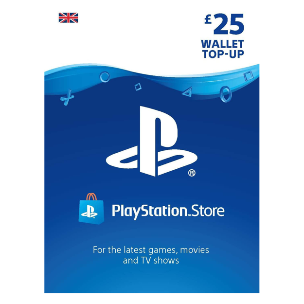 Picture of PlayStation (PSN) £25 Gift Card