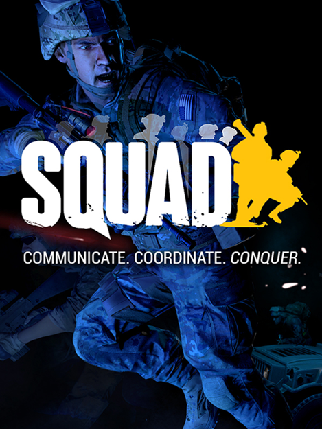 Picture of Squad Steam CD Key