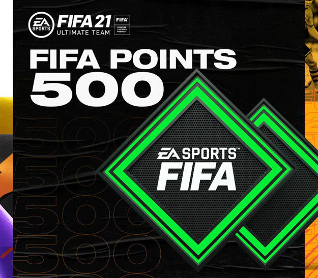 Picture of FIFA 21 Ultimate Team - 500 FIFA Points Origin CD Key