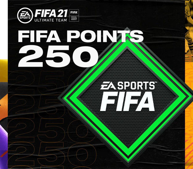 Picture of FIFA 21 Ultimate Team - 250 FIFA Points Origin CD Key