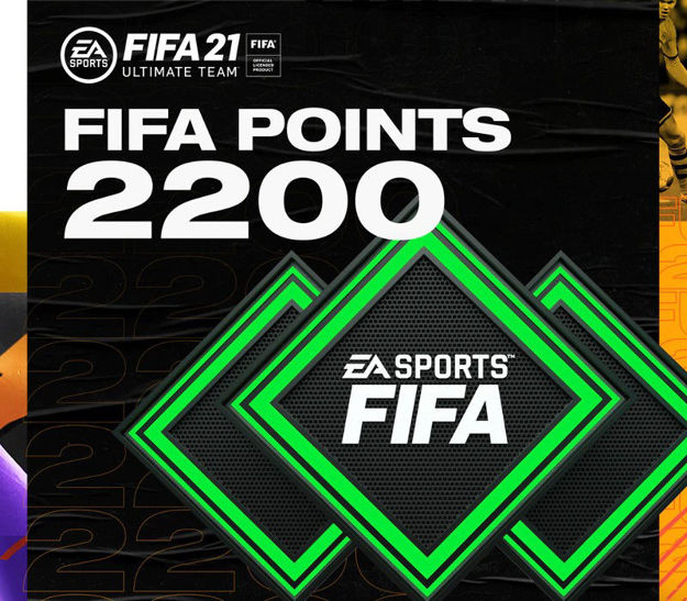 Picture of FIFA 21 Ultimate Team - 2200 FIFA Points XBOX One CD Key
