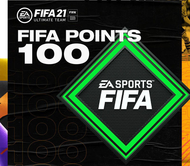 Picture of FIFA 21 Ultimate Team - 100 FIFA Points Origin CD Key