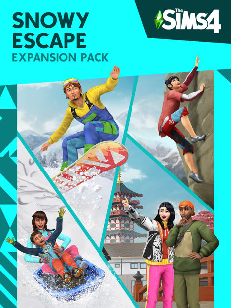 Picture of The Sims 4 - Snowy Escape DLC XBOX One CD Key