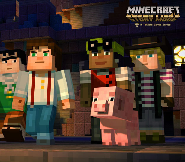 Picture of Minecraft: Story Mode - Adventure Pass DLC Steam CD Key