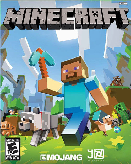 Picture of Minecraft US Nintendo Switch CD Key