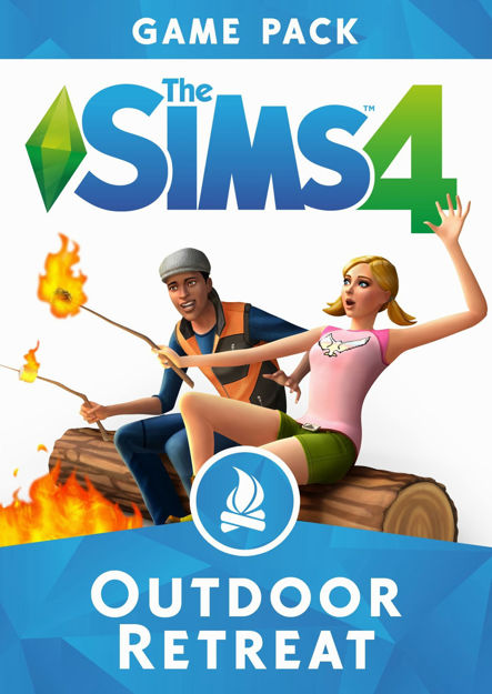 Picture of The Sims 4 - Outdoor Retreat DLC Origin CD Key
