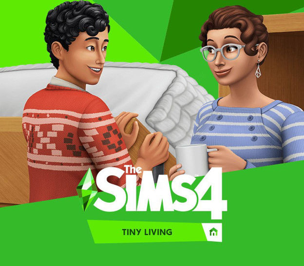 Picture of The Sims 4 - Tiny Living DLC Origin CD Key