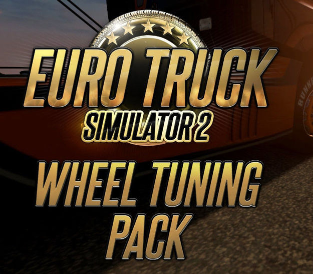 Picture of Euro Truck Simulator 2 - Wheel Tuning Pack DLC Steam CD Key