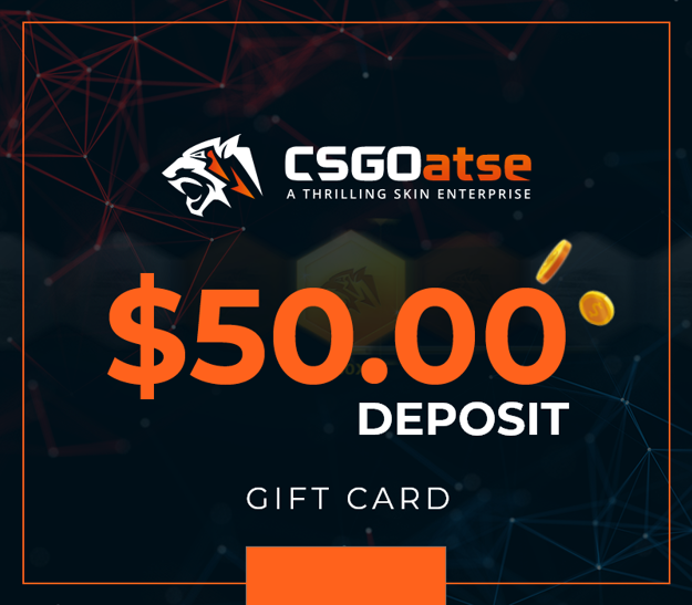 Picture of CSGOatse - $50 USD Gift Card